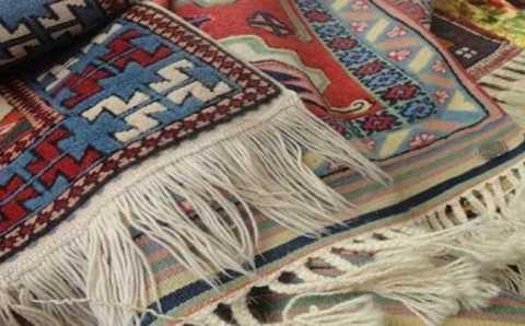 США и Саудовская Аравия больше всех покупают турецкие ковры