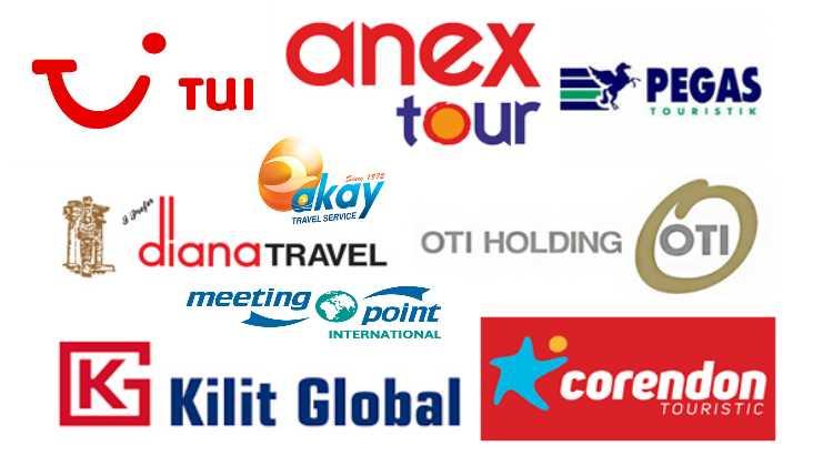 Какие туроператоры привезли больше всего туристов?