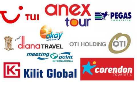 Какой туроператор отправил больше всего туристов в Анталью?