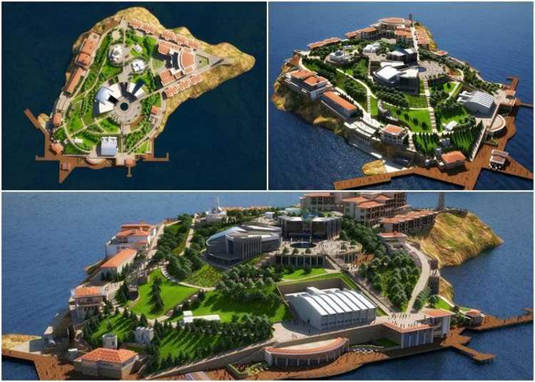 Яссыада может стать центром дайвинга в Стамбуле