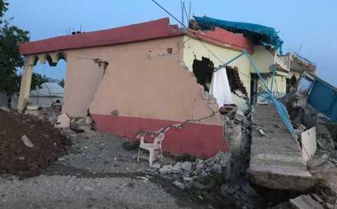 Сильное землетрясение произошло на юго-востоке Турции
