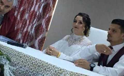 Свадьба в Манисе завершилась после шутки невесты