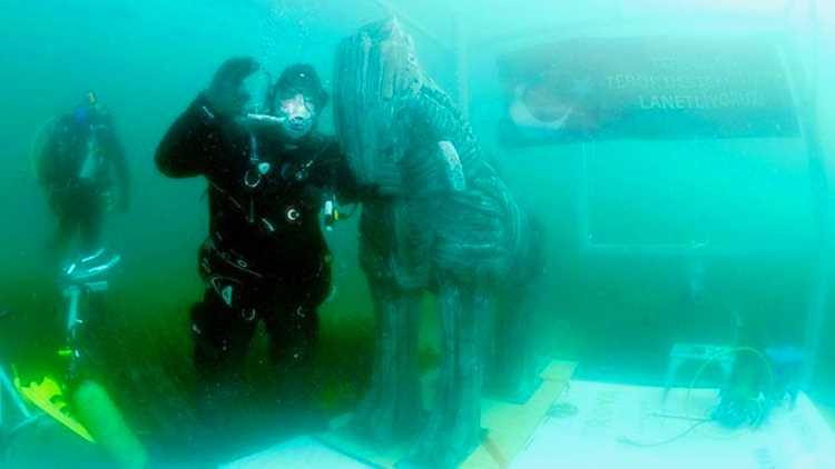 Турецкий «Аквамен» побил еще один подводный рекорд