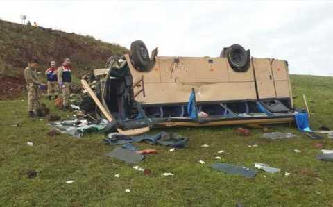 Автобус с учителями попал в ДТП: 4 погибло, 23 пострадало