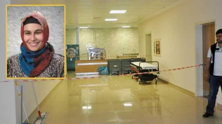 Гладильная машина убила сотрудницу госпиталя в Карабюке