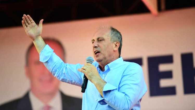 Индже: «Я открою турецкое посольство в Газе»