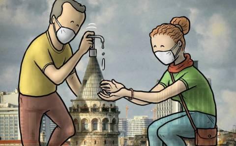 Турки в лидерах по чистоте рук в Европе