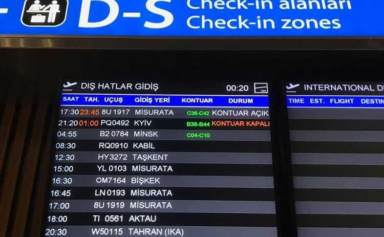 Турция приостановила авиасообщение с Бразилией