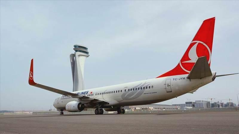Аэропорт Стамбула на первом месте в Европе