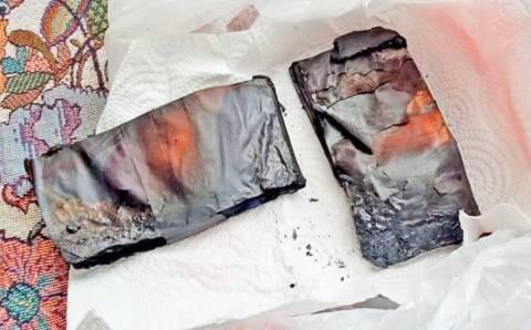 Женщина сожгла последние сбережения в печке