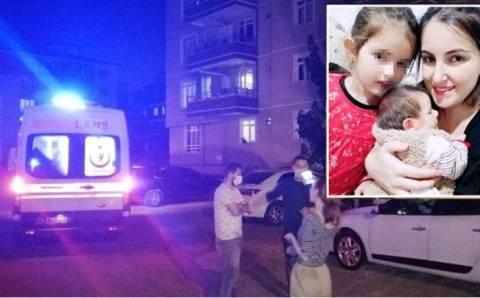 Полиция расследует гибель матери и младенца