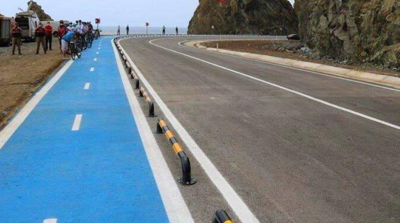 Самую длинную велосипедную дорожку открыли в Хатае