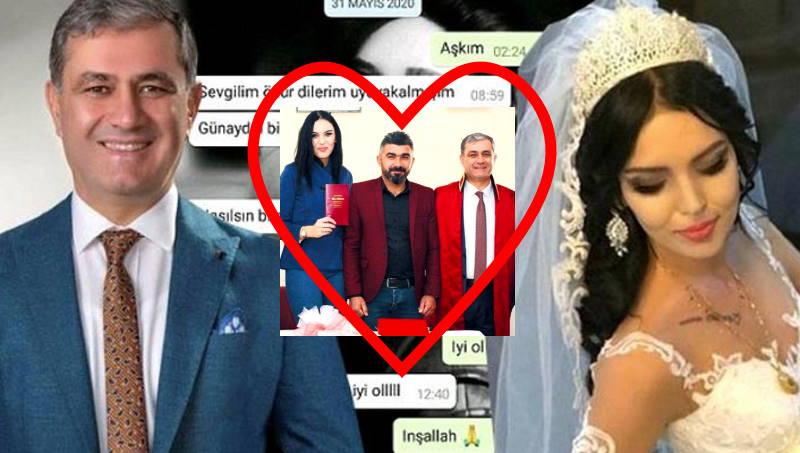 Любовный треугольник, достойный турецкого сериала