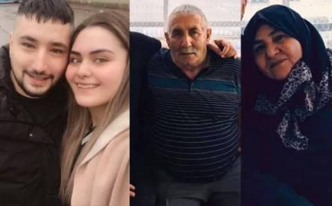 Трагедия в Сивасе: застрелил всю семью возлюбленной