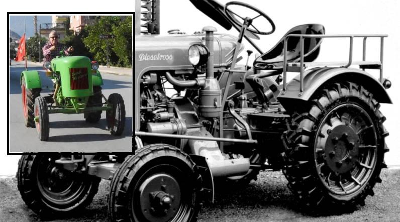 10 000$ на восстановление дедушкиного трактора