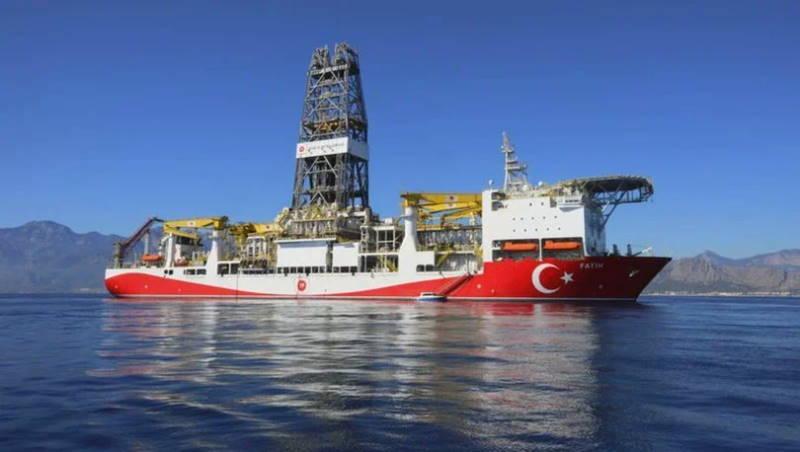Эрдоган сообщил о новых объемах найденного газа