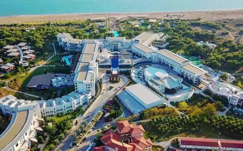 Популярные турецкие отели уйдут с молотка