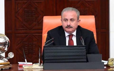 Мустафа Шентоп переизбран спикером парламента