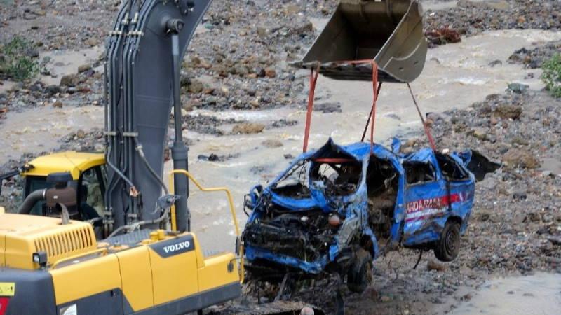 Количество погибших в Гиресуне увеличилось до семи
