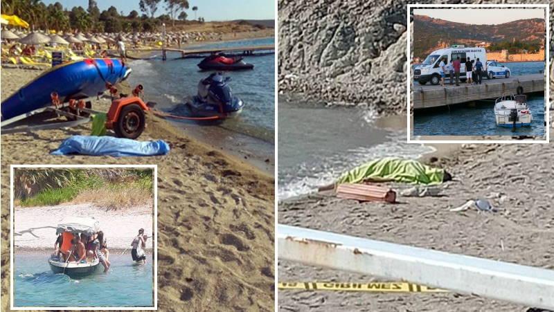 2 женщины и 2 детей погибли во время тура на лодке