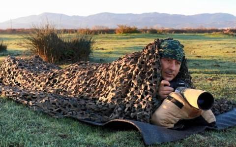 Турецкий прокурор показывает, как правильно охотиться