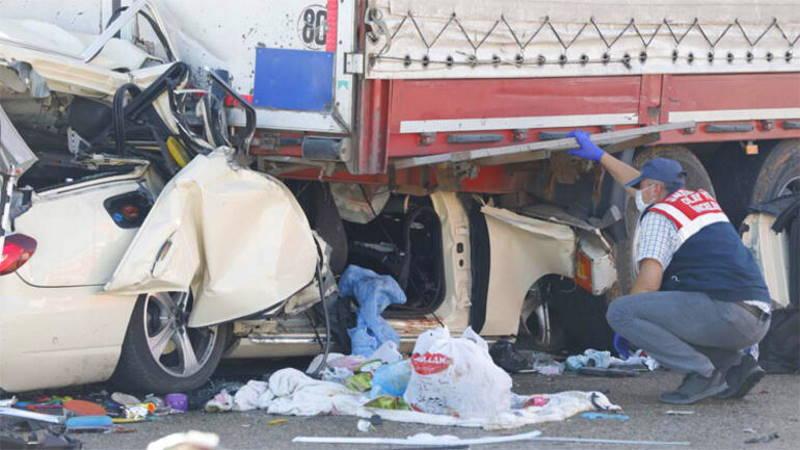11 человек погибли в двух авариях