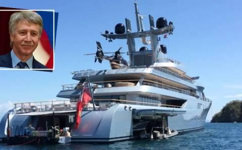 Российский миллиардер потратил за день в Турции 1 500 000
