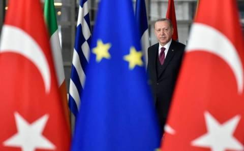 Эрдоган встретится с главами 8 государств в Брюсселе