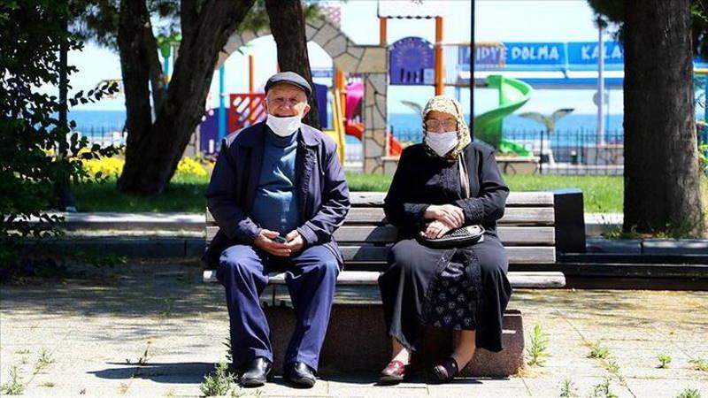 47 провинций Турции ввели ограничения 65+