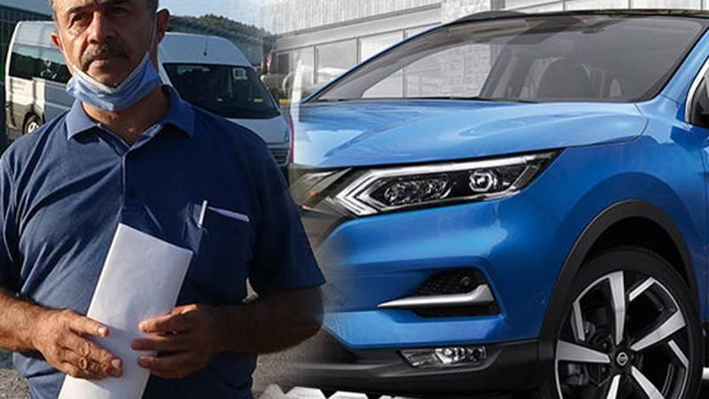 Автосалон требует от клиента еще 55 000 лир