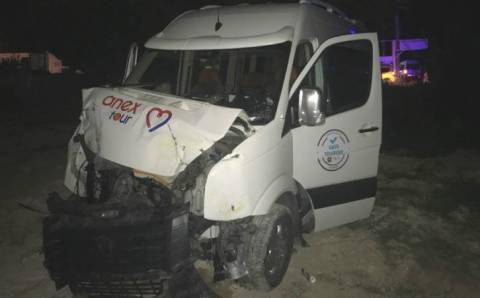 Две туристки попали в больницу из-за пьяного таксиста