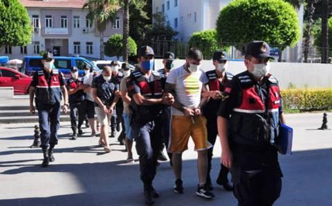 В Анталии задержали банду «помощников русским туристам»