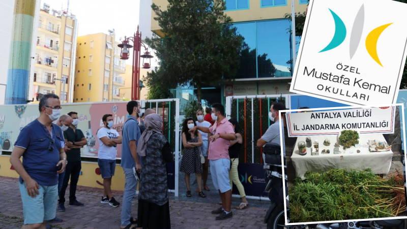 Сеть частных школ в Анталье закрывается со скандалом