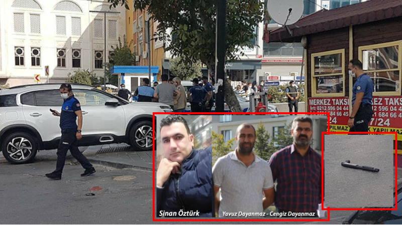 Разборки таксистов Стамбула: 3 погибших, 4 раненых