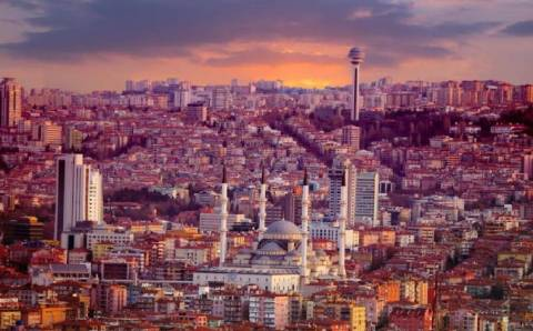 Погода бьёт рекорды в Анкаре и еще 24 провинциях