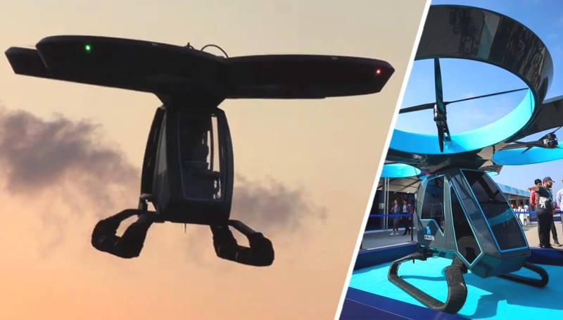 Турция испытала первый летающий автомобиль