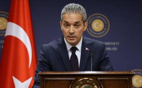 МИД Турции осудил действия госсекретаря США