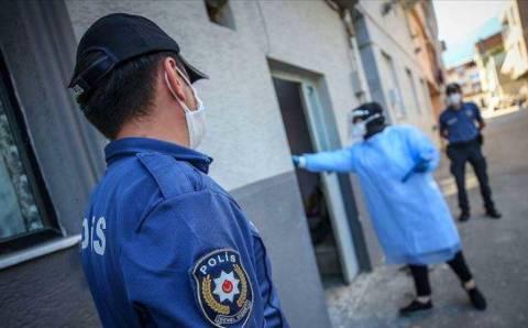 МВД грозит тюрьмой за сокрытие контактов с больными