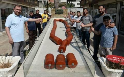 Самые большие четки в мире находятся в Адане
