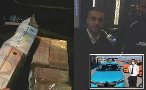 Таксист вернул забытые в машине 300 000 евро