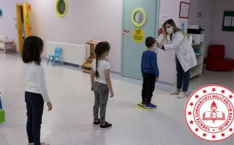 Стамбул и Бурса закрыли дошкольные учреждения