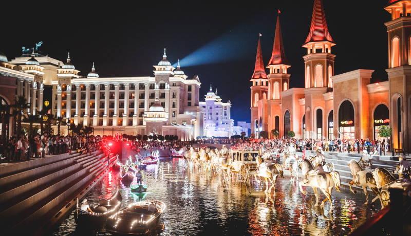 7 турецких отелей признаны лучшими в Европе