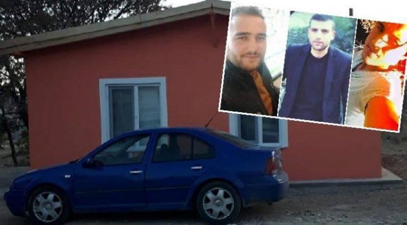 3 друга найдены мертвыми в загородном доме