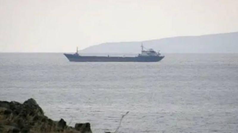 У берегов Ливии задержано турецкое судно