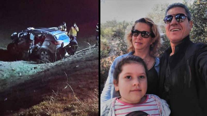 Семья погибла в страшной аварии