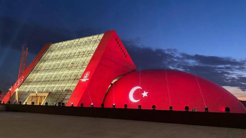 Президентский симфонический оркестр обрел новый дом