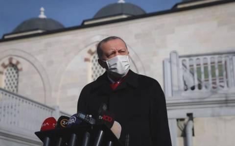 Эрдоган: «Скоро в Анталию приедет российская делегация»