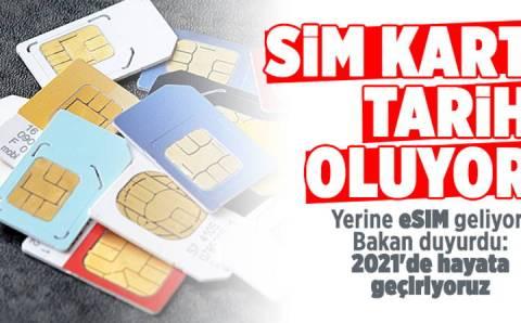Турция перейдет на eSIM в 2021 году