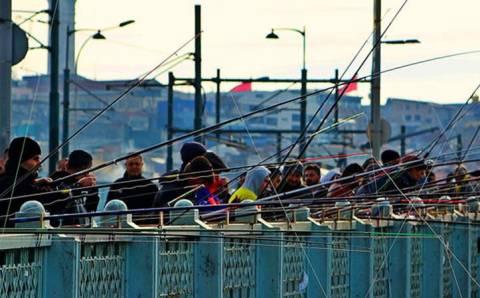 МВД Турции запретило рыбакам толпиться