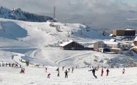 Карталкая открывает горнолыжный сезон